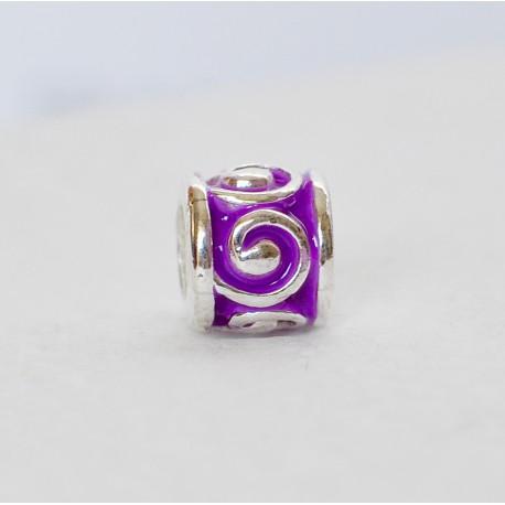 Violetinis karoliukas